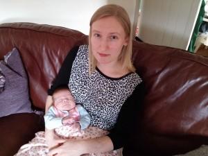 My niece Elsie-May