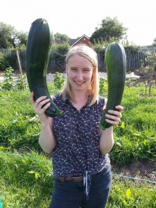Monster Courgette